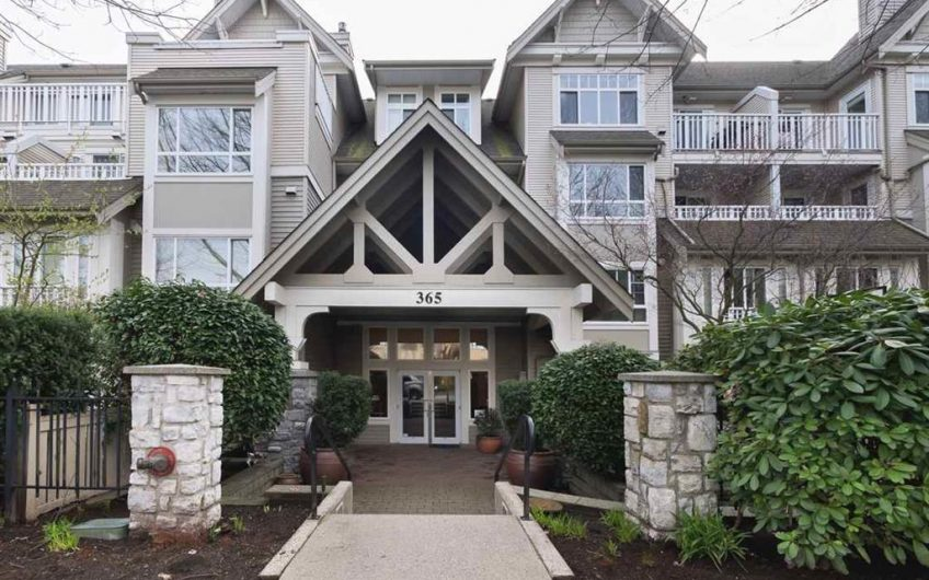 318 – 365 East 1st Street, North Vancouver
